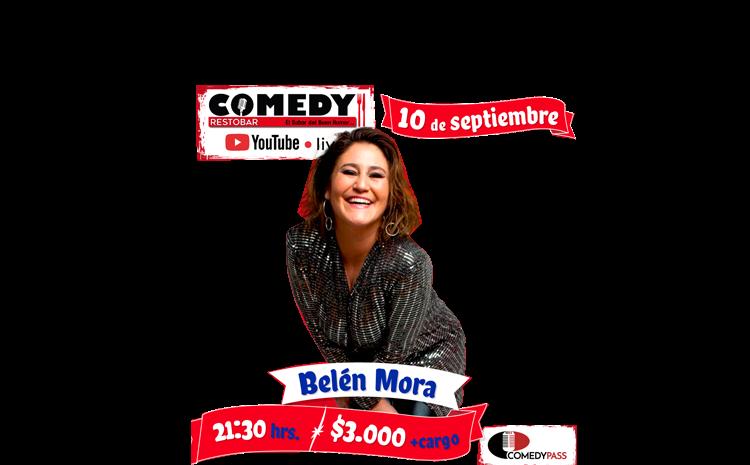Belén Mora – Comedy Online