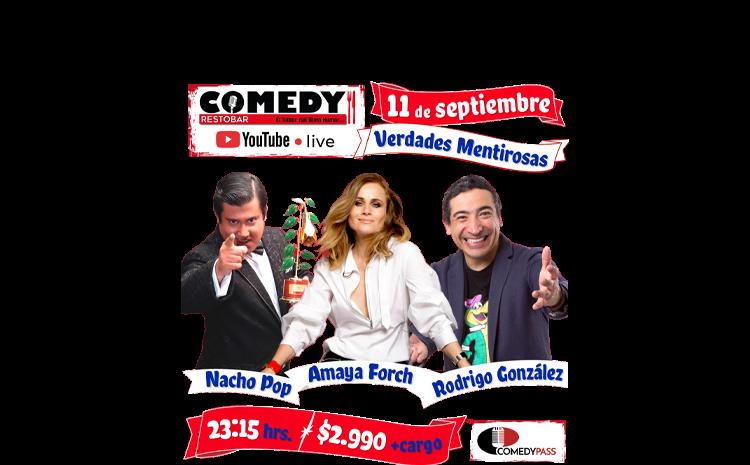 Verdades Mentirosas – Comedy Online