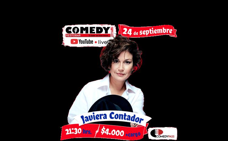 Javiera Contador – Comedy Online